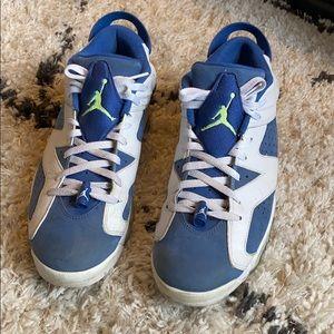 Jordan 6 retro low size 11.5